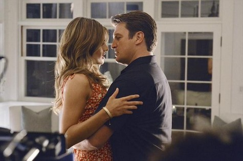 "Castle Season 5 Episode 4 ""Murder, He Wrote"" Recap 10/15/12"