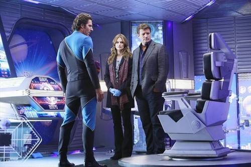 "Castle Season 5 Episode 6 ""The Final Frontier"" Recap 11/4/12"