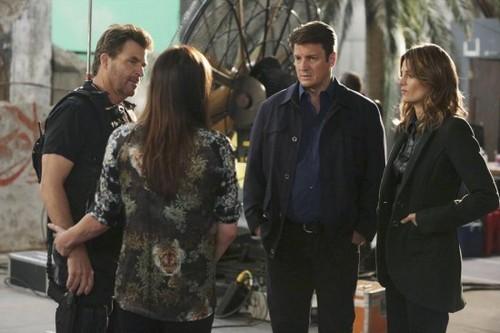 """Castle Recap 12/1/14: Season 7 Episode 9 """"Last Action Hero"""""""