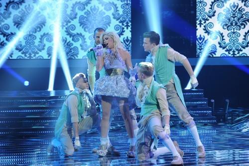 "Cece Frey The X Factor ""Part Of Me"" Video 12/5/12"
