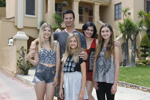 Celebrity Wife Swap RECAP 7/14/13: Andy Dick and Lorenzo Lamas Swap Lives