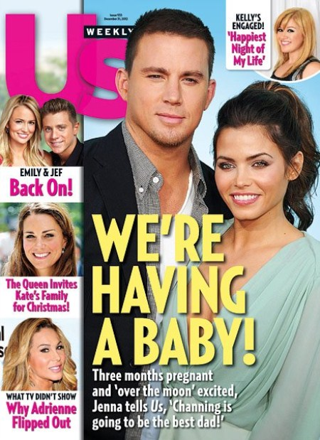 Channing Tatum's Wife Pregnancy Was A Total Surprise