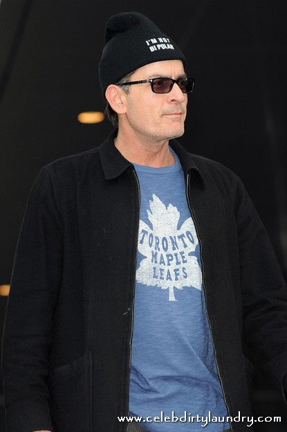 Charlie Sheen Comes Up With Bail Money For Lenny Dykstra