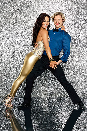 Charlie White Dancing With the Stars Contemporary Video 3/17/14 #DWTS