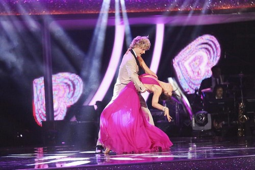 Charlie White Dancing With the Stars Foxtrot Video 5/12/14 #DWTS #Semifinals