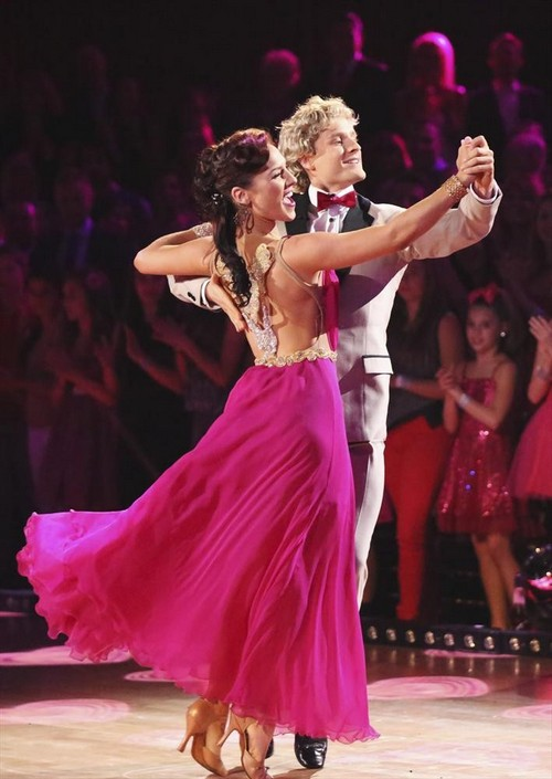 Charlie White Dancing With the Stars Samba Video 5/12/14 #DWTS #Semifinals