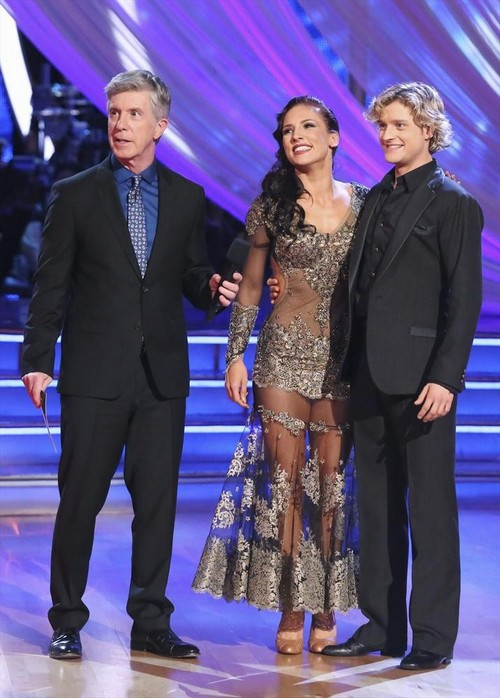 Charlie White Dancing With the Stars Jive Video 3/31/14 #DWTS
