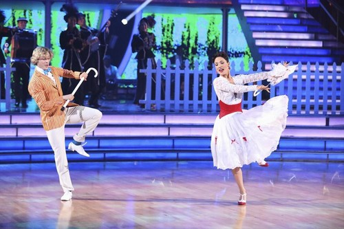 Charlie White Dancing With the Stars Cha Cha Cha Video 4/21/14 #DWTS
