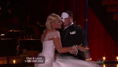 Chaz Bono Dancing With The Stars Tango Performance Video 10/24/11