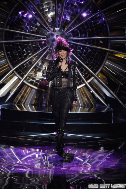 "Cher The Voice Finale ""Woman's World"" Video 6/18/13"