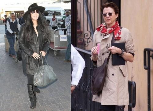 Cher and Annette Bening Bond Over Their Transgender Children