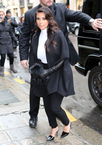 Jennifer Aniston's Hair Stylist Ditches Her For Bigger Star Kim Kardashian 0125