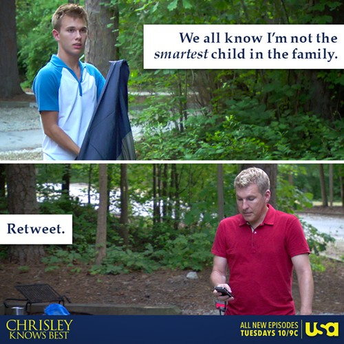 "Chrisley Knows Best Recap ""The Great Outdoors"": Season 2 Episode 9"
