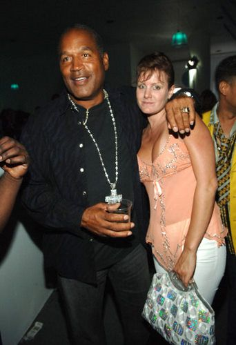 O.J. Simpson's Ex Christie Prody Wants To Sell A Sex Tape