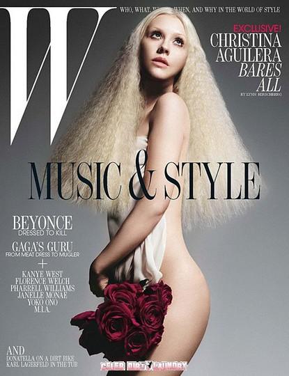 Christina Aguilera Blasts Police For Her Arrest
