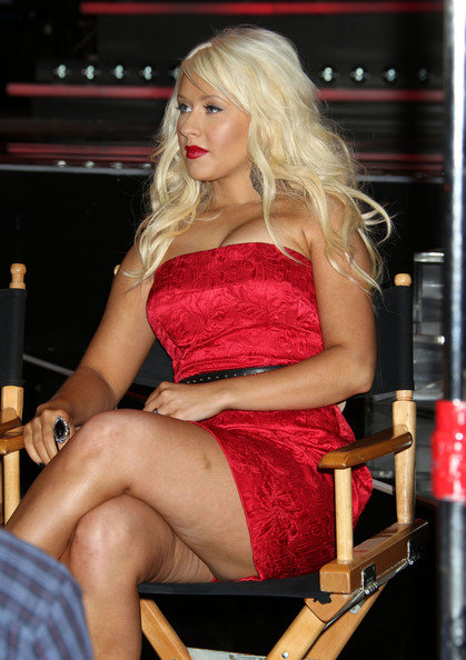 'The Voice' Producers Planning To Fire Christina Aguilera?