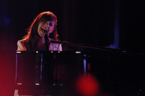 """Christina Grimmie The Voice """"How to Love"""" Video 5/5/14 #TheVoice"""