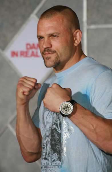 Chuck Liddell Sues Over Clothing