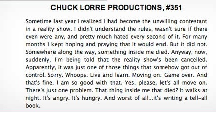 Chuck Lorre Needs To Stop Hating Charlie Sheen - Focus On His Lousy New Show