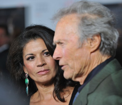 Clint Eastwood And Dina Ruiz Divorce Drives Her To Rehab 0428