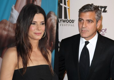 Sandra Bullock And George Clooney Fly Together But Clooney Calls 'Gravity' An Odd Film