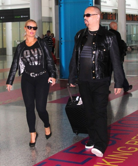 CoCo Cheated? Ice-T To Split With CoCo Over Flirty Twitter Pics 1208