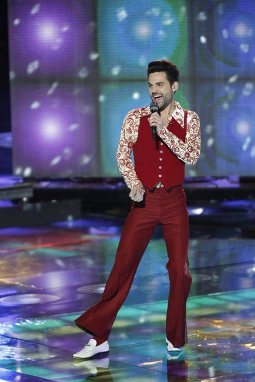 "Cody Belew The Voice Top 10 ""Crazy in Love"" Video 11/19/12"