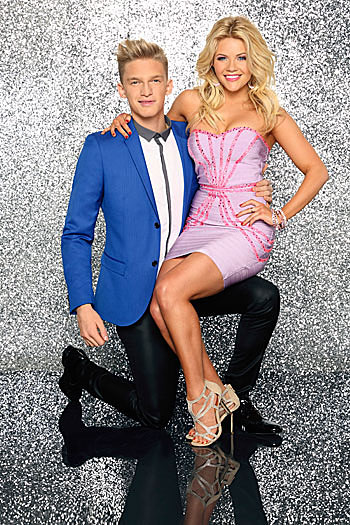 Cody Simpson Dancing With the Stars Cha Cha Cha Video 3/17/14 #DWTS