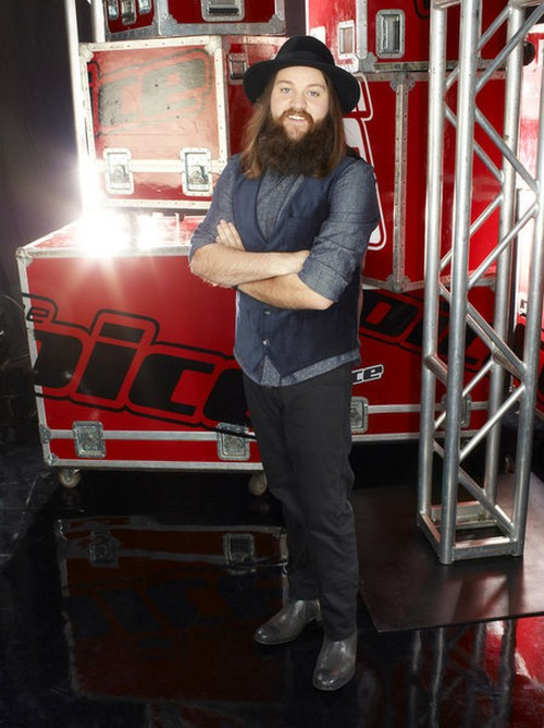 "Cole Vosbury The Voice Top 10 ""To Be With You"" Video 11/18/13 #TheVoice"