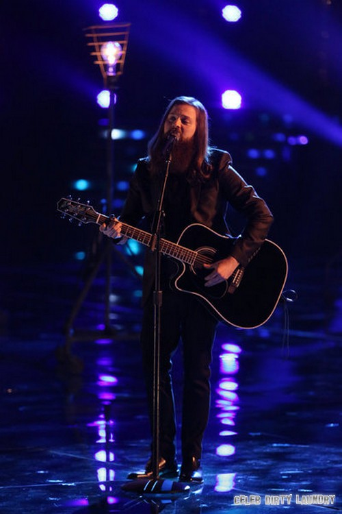 "Cole Vosbury The Voice Top 5 ""Shameless"" Video 12/9/13 #TheVoice"