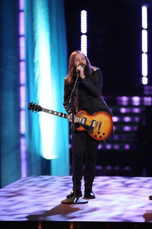 """Cole Vosbury The Voice Top 6 """"Rich Girl"""" Video 12/2/13 #TheVoice"""