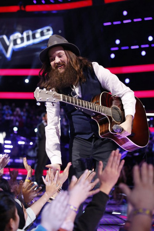 """Cole Vosbury The Voice Top 8 """"I Still Believe in You"""" Video 11/25/13 #TheVoice"""