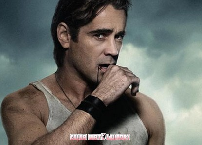 Colin Farrel Jumps On The Fang