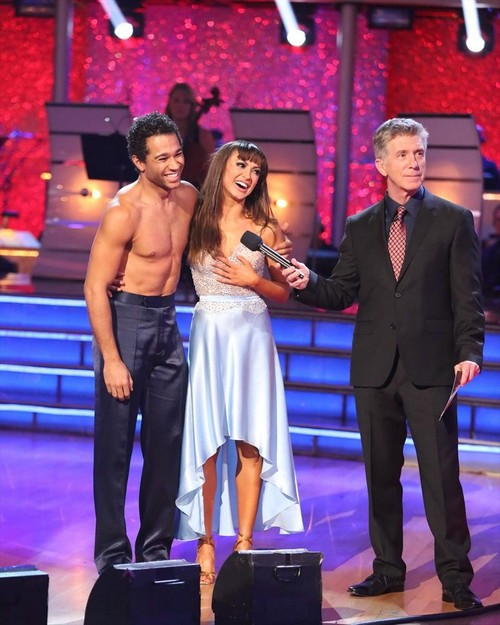 Corbin Bleu Dancing With the Stars Freestyle Video 11/25/13 #DWTS