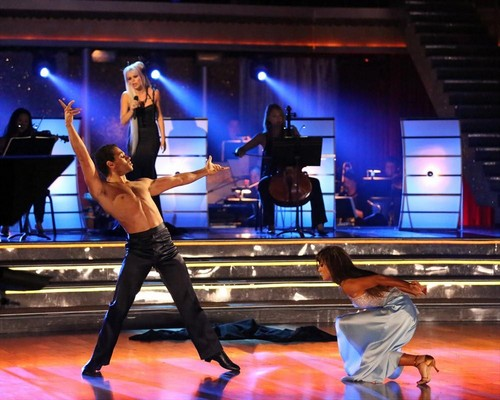 Corbin Bleu Dancing With the Stars Quickstep Video 11/25/13