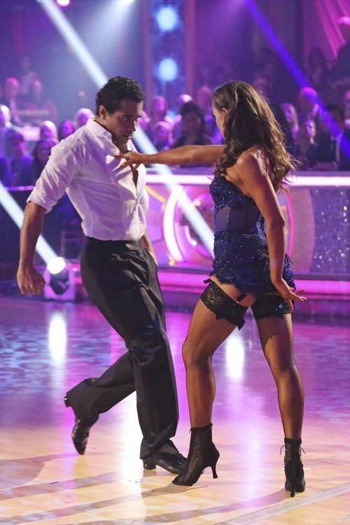 Corbin Bleu Dancing With the Stars Waltz Video 11/11/13