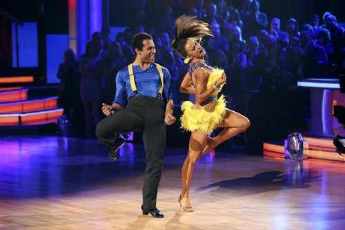 Corbin Bleu Dancing With the Stars Argentine Tango Video 11/4/13