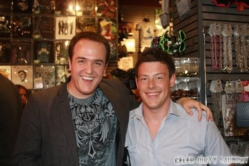 Cory Monteith's Brother, Shaun Montieth, Devastated and Heartbroken By Shocking Death Of His Baby Brother