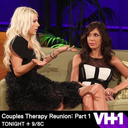 """Couples Therapy Live Recap: """"Reunion Part 1"""" 9/3/14"""