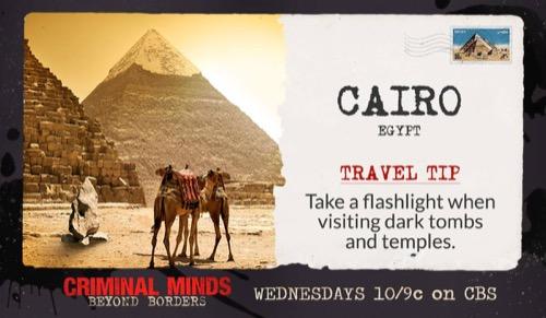 "Criminal Minds: Beyond Borders Recap 3/30/16: Season 1 Episode 3 ""Denial"""