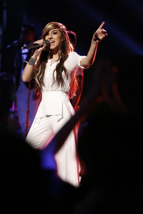 """Christina Grimmie The Voice """"Can't Help Falling in Love"""" Video 5/19/14 #TheVoiceFinale"""