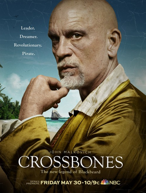 "Crossbones RECAP 5/30/14: Season 1 Premiere ""The Devil's Dominon"""