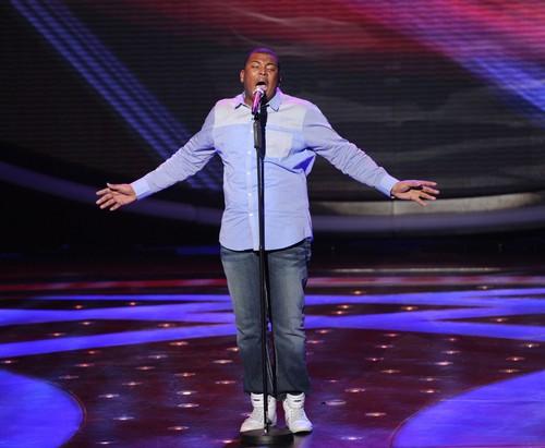 "Curtis Finch Jr. ""I Believe"" American Idol Top 10 Performance (Video)"