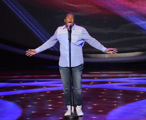 "Curtis Finch Jr. ""I Believe"" American Idol Top 10 Performance (Video)"
