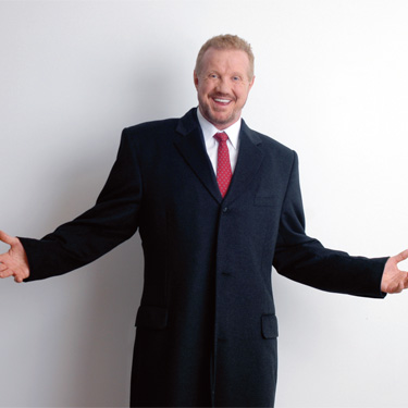 Pro Wrestling Superstar Diamond Dallas Page on the Rose Hollywood Report