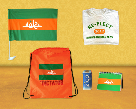CDL Giveaway: Win an Awesome Prize Pack to Celebrate the Release of 'The Dictator'