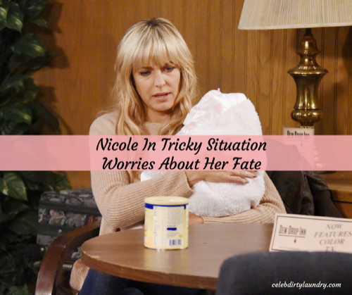 Days of Our Lives Spoilers: Chloe Betrays Brady - Nicole Panics As Cops Close In