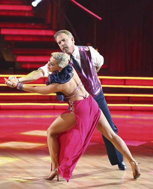 Bill Engvall Dancing With the Stars Jive Video 9/23/13