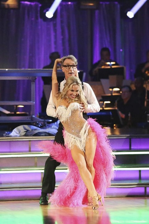 Bill Nye Dancing With the Stars Paso Doble Video 9/23/13