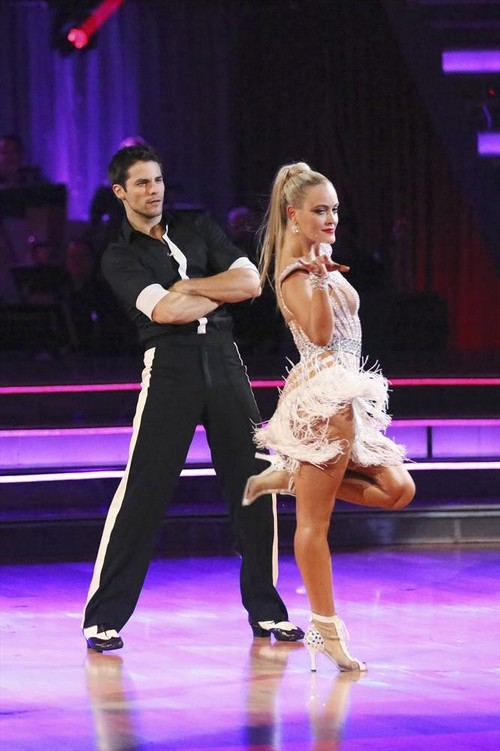 Brant Daugherty Dancing With the Stars Rumba Video 9/23/13